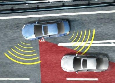 Контроль «слепых» зон — новые возможности автомобиля