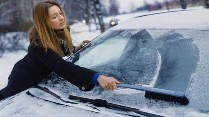 Готовим авто к зимнему сезону!