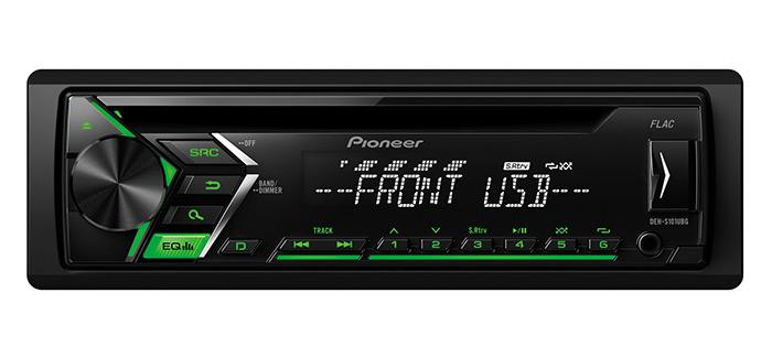 Pioneer — автомагнитолы 2018 года!