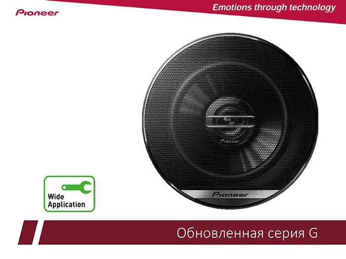 Pioneer — акустика 2018 года!