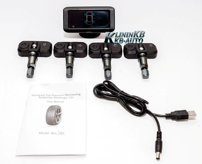 RedPower M1, RedPower M2 — Система контроля давления в шинах