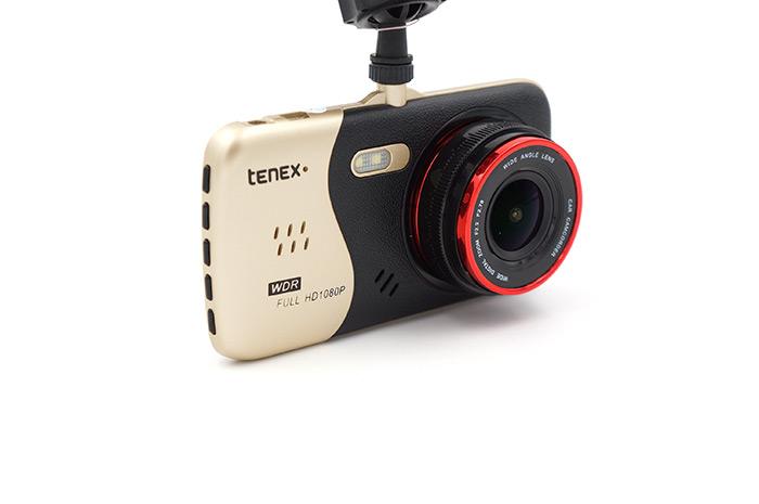 Tenex — видеорегистраторы 2017 года