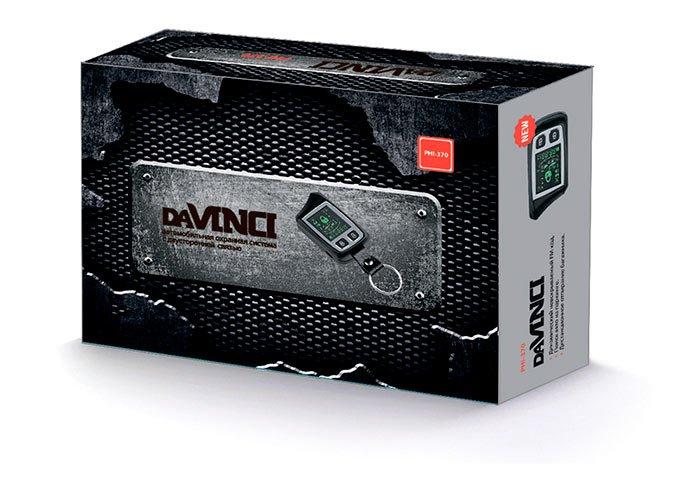 Автосигнализация DaVINCI PHI-1370 RS Новинка 2017!