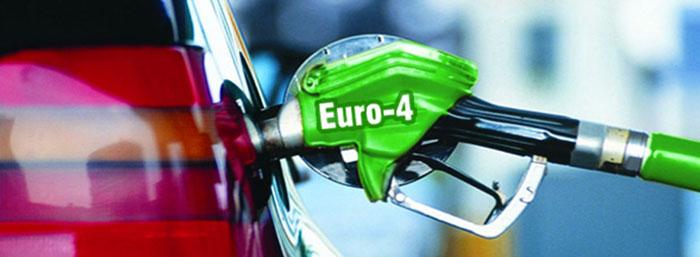 В Украине запретили продажу бензина и дизтоплива Евро 4