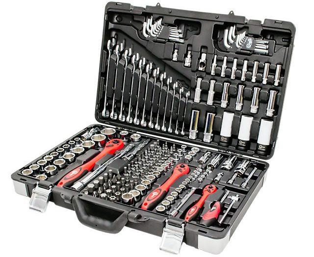 Наборы инструментов. Рекомендации по выбору и типы