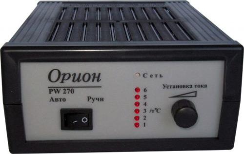 Орион — импульсные зарядные устройства