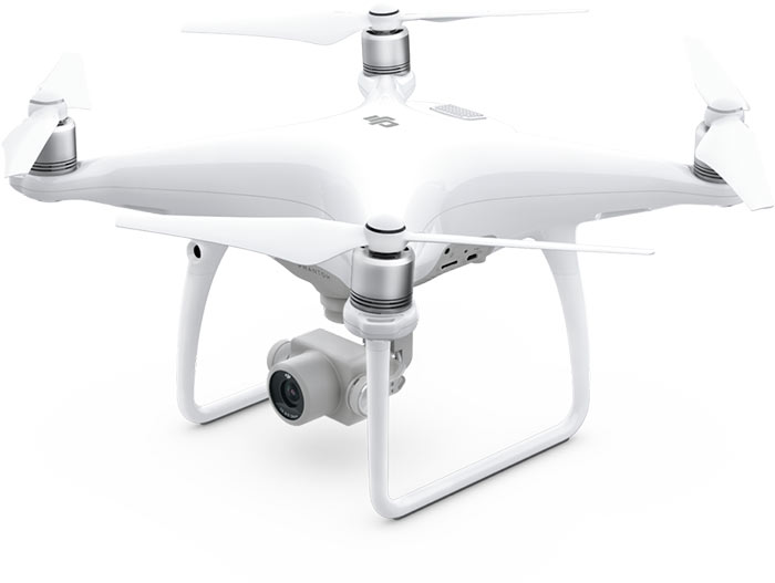 DJI Phantom 4 Advanced — Новинка 2017 года!