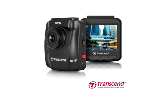 Transcend DrivePro 230 — видеорегистратор 2017 года!