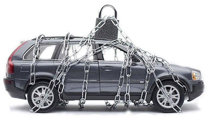 Охранный комплекс для автомобиля