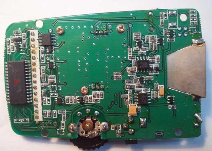 платы радар-детектора