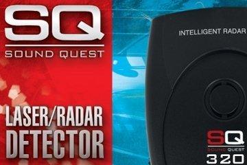 Новый бюджетный бренд Sound Quest — радар-детекторы