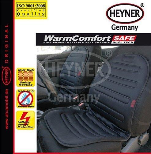 HEYNER WarmComfrot SAFE — накидки с подогревом из полиэфира