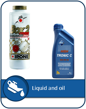 Liquid and Oil