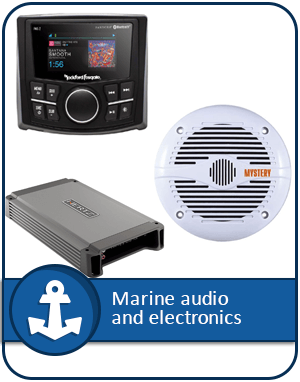 Marine Audio and Electronics
