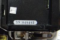 DOD F900LHD с оригинальным серийным номером