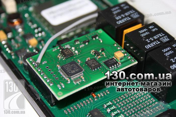 Фото установленного CAN модуля TEC Electronics в автосигнализации Magnum Elite MH-740 CAN
