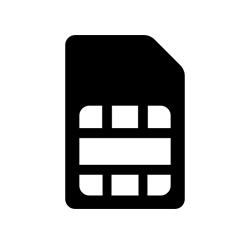 Одна SIM-карта