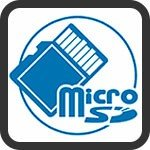 Поддержка microSD