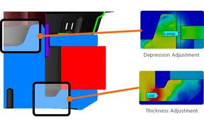 Оптимизированная магнитная цепь