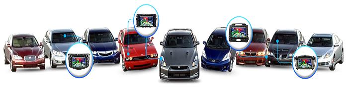 Индивидуальное решение для каждого автомобиля