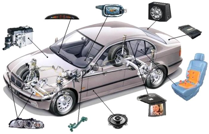 Vehicle electronic devices