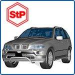 StP: шумоизоляция кроссовера и внедорожника