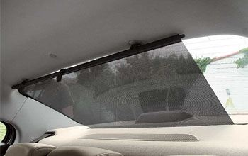 Sunshade curtains