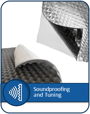 Soundproofing and Tuning