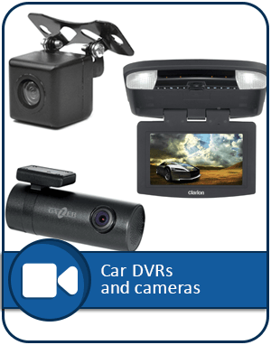 Car DVR and Action Cams