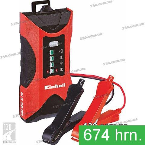Intelligent charger Einhell CC-BC 2 M