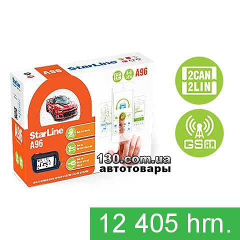 Car alarm StarLine A96 2CAN+2LIN GSM