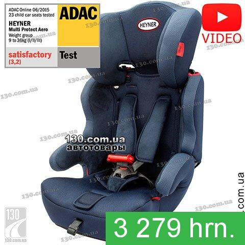 Baby car seat HEYNER MultiProtect AERO Tech Cosmic Blue (796 640)