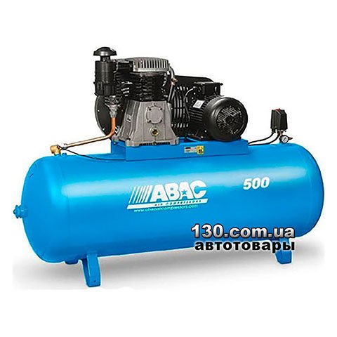 Belt Drive Compressor with receiver ABAC PRO B5900B 500 FT5,5