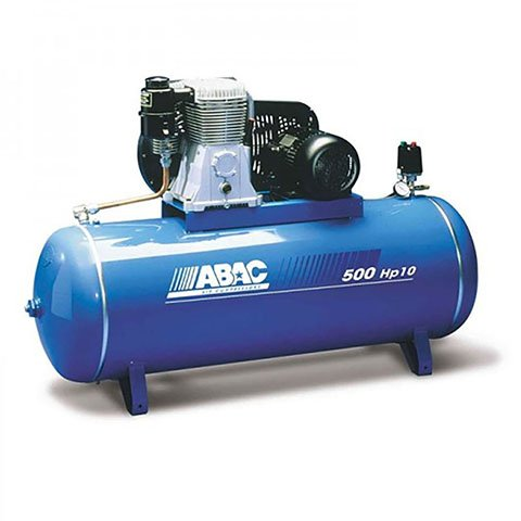 Belt Drive Compressor with receiver ABAC PRO B7000 500 FT10