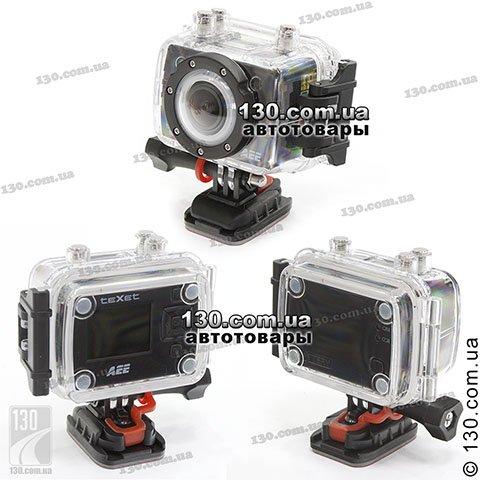 Первая экшн-камера от Texet — DVR-905S!