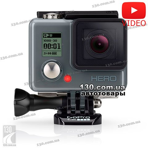 Экшн камера GoPro HERO ROW (CHDHA-301-FR)