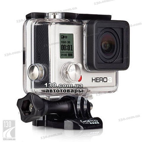 Экшн камера GoPro HERO3+ White Edition (CHDHE-302-EU)