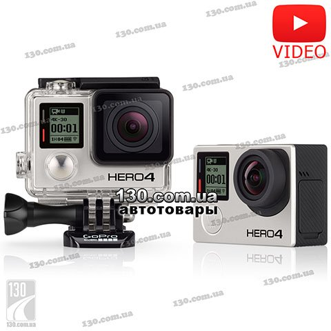 Экшн камера GoPro HERO4 Black (CHDHX-401-EU)