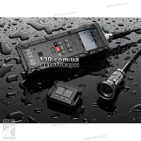 Экшн камера для экстрима V.I.O. POV.HD с дисплеем