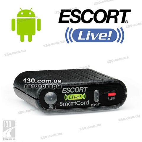 Adapter Escort SmartCord Live Direct Wire Android