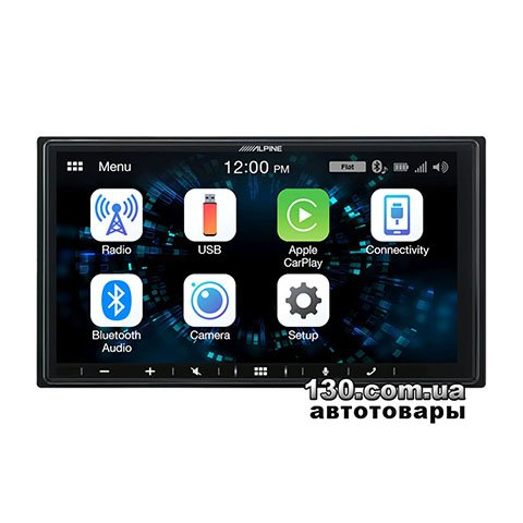 Медиа-станция Alpine iLX-W650BT с Bluetooth