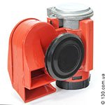 Automotive air sound Vitol CA-10355 Elephant «Compact» color red