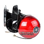 "Automotive sound ""snail"" Elegant 100 792 red"