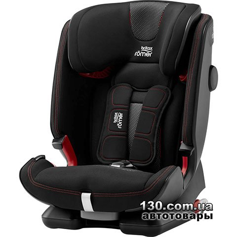 Дитяче автокрісло Britax-Romer ADVANSAFIX IV R Air Black