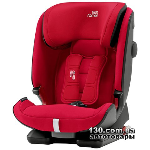 Дитяче автокрісло Britax-Romer ADVANSAFIX IV R Fire Red