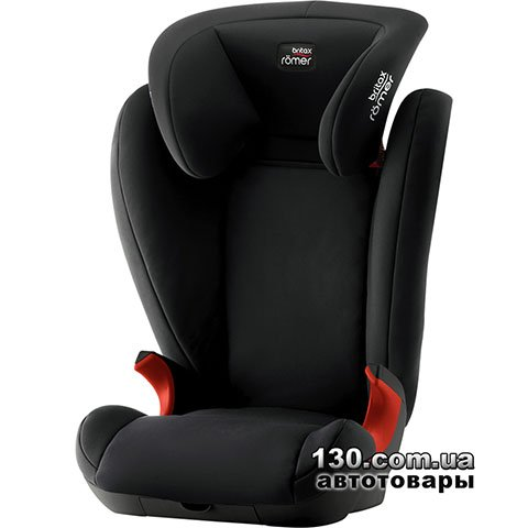 Britax-Romer KID II BLACK SERIES — детское автокресло Cosmos Black