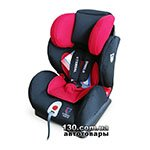 Baby car seat Eternal Shield Honey Baby Red Black (ES02N-HB51-011)