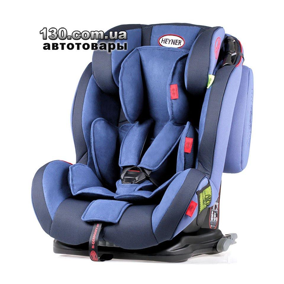 Автокресло HEYNER Capsula MultiFix ERGO 3D ISOFIX Cosmic Blue 786 140