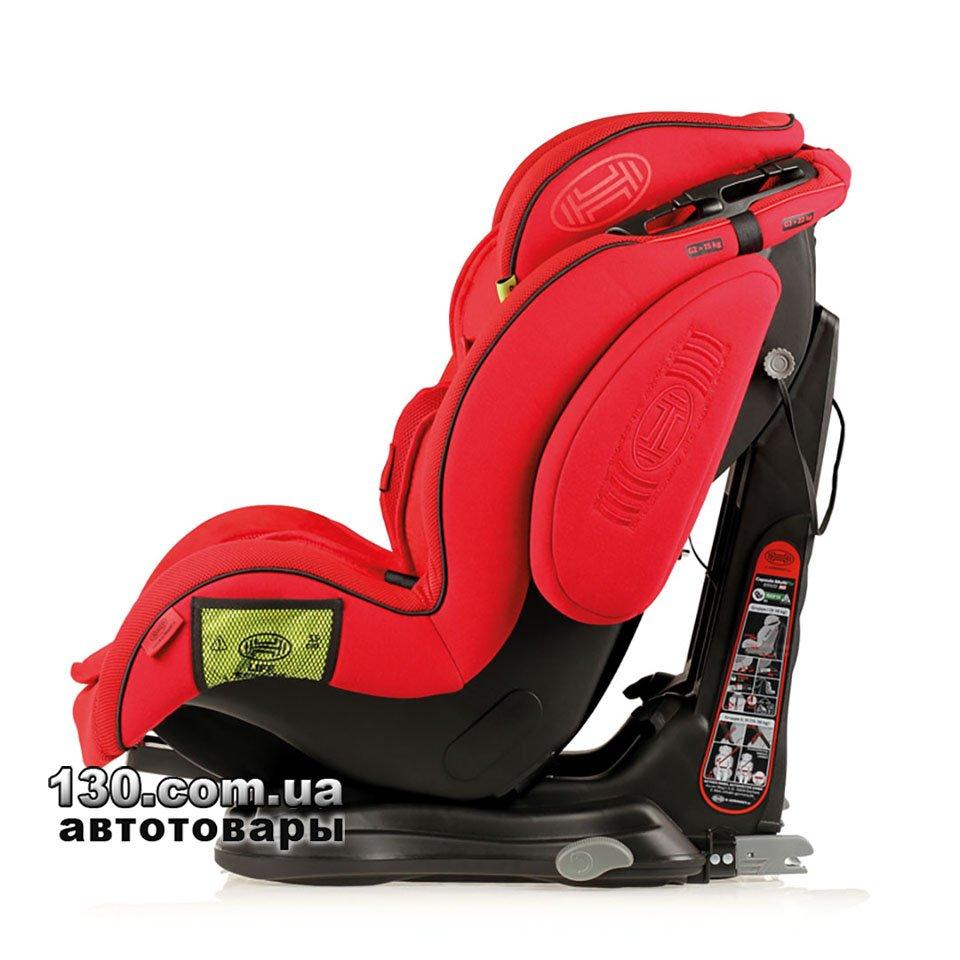 HEYNER Capsula MultiFix ERGO 3D — buy child car seat with ISOFIX ...