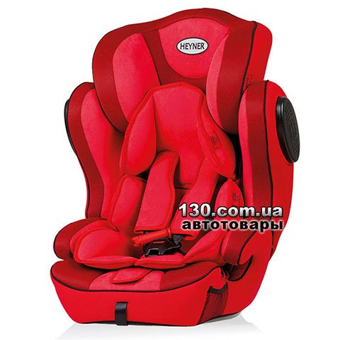 Baby car seat HEYNER MultiProtect ERGO 3D-SP Racing Red (791 300)